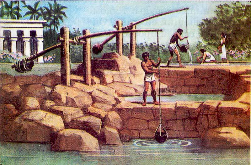 Иллюстрации из учебника История Древнего мира